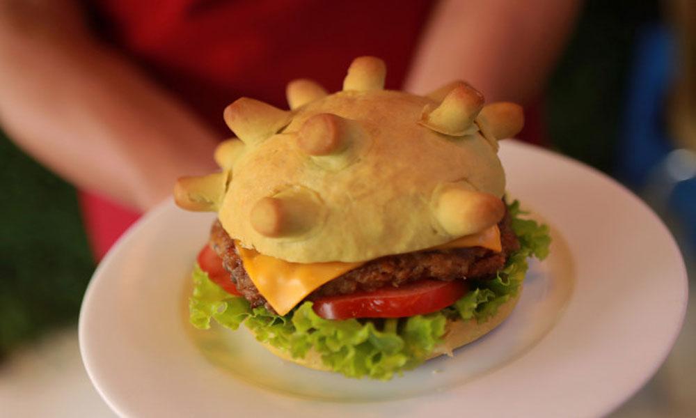corona food