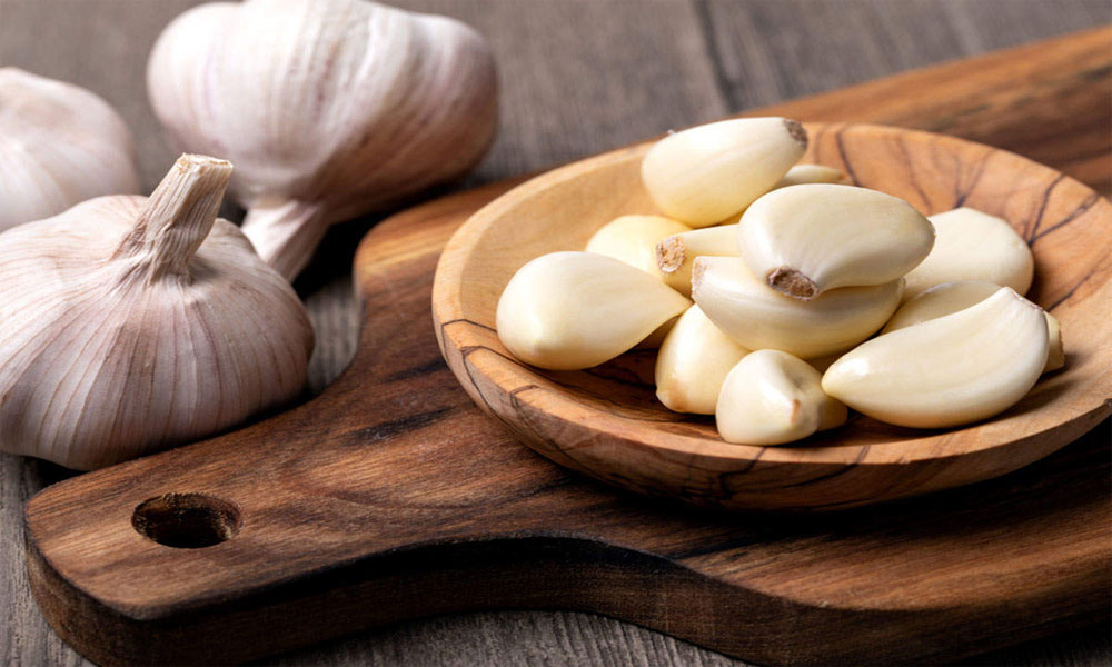 health benifit of garlic